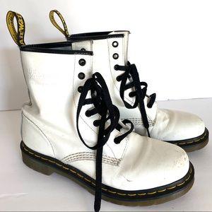 Dr. Martens Air Cushion AirWair soles combat boots